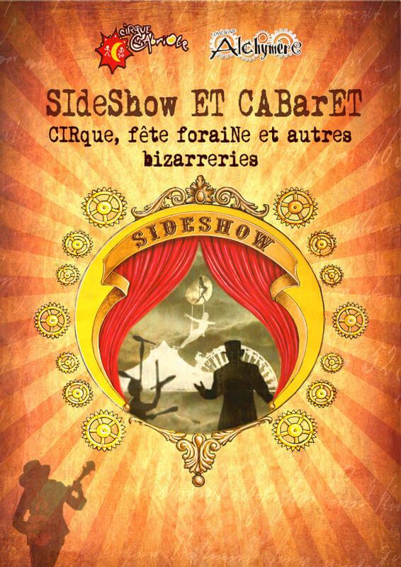 cirque-la-cabriole-cabaret-sideshow-affiche